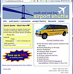 South and East Bay Airport Shuttle