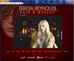 Teresa Reynolds Makeup